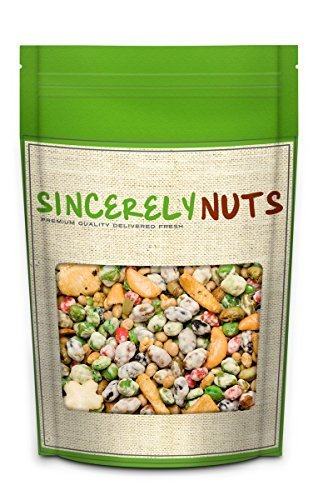 Sincerely-Nuts-Wasabi-Blast-Mix-Wasabi-Peas-Edamame-Rice-Crackers-SoyNuts-Mix-0