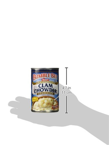 Snows-New-England-Clam-Chowder-Condensed-15-ounce-Cans-Pack-of-6-0-1