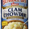 Snows-New-England-Clam-Chowder-Condensed-15-ounce-Cans-Pack-of-6-0