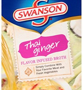 Swanson-Flavor-Infused-Broth-Thai-Ginger-32-Ounce-Pack-of-8-0