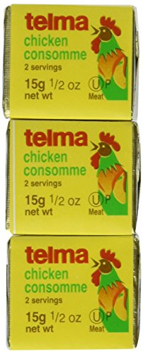 Telma-CubesChicken-Consomme-3-05-Ounce-Cubes-Pack-of-12-0