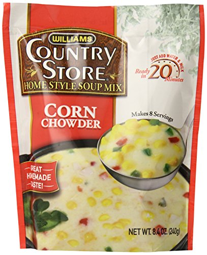 Williams-Country-Store-Soup-Mixes-Corn-Chowder-846-Ounce-Packages-Pack-of-6-0