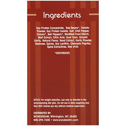 WonderSlim-High-Protein-Vegetarian-Zesty-Vegetable-Chili-wBeans-Mix-7-ServingsBox-0-1